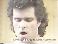 Classic Porn Blowjob Cumshot Compilation 2