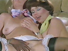 Two Hot Women Have Interracial Sex