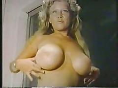 Amazing vintage huge tits