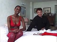 Classic Brit Porn Scene