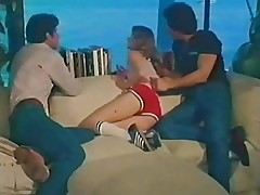 Red Shorts Double Penetration