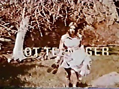 vintage 70s - Aphrodisia Film - Hot Teenager