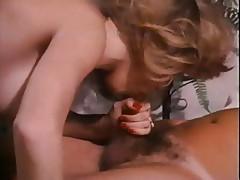Stacy Donovan bed scene