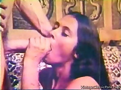 John Holmes in hot action