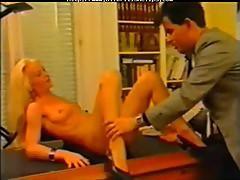 European Blonde Anal amp Fist british euro brit european cumshots swallow